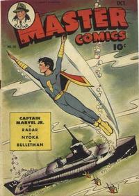 Cover Thumbnail for Master Comics (Fawcett, 1940 series) #55