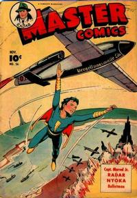 Cover Thumbnail for Master Comics (Fawcett, 1940 series) #56