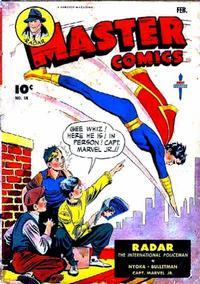 Cover Thumbnail for Master Comics (Fawcett, 1940 series) #58