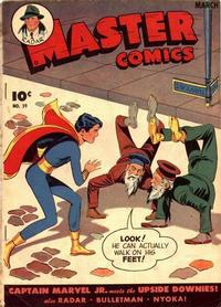 Cover Thumbnail for Master Comics (Fawcett, 1940 series) #59