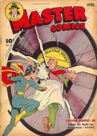 Cover Thumbnail for Master Comics (Fawcett, 1940 series) #60
