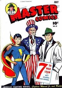 Cover Thumbnail for Master Comics (Fawcett, 1940 series) #62