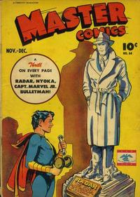 Cover Thumbnail for Master Comics (Fawcett, 1940 series) #64