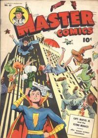 Cover Thumbnail for Master Comics (Fawcett, 1940 series) #65