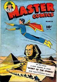 Cover Thumbnail for Master Comics (Fawcett, 1940 series) #66