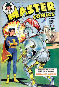 Cover Thumbnail for Master Comics (Fawcett, 1940 series) #67