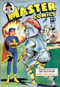 Cover Thumbnail for Master Comics (Fawcett, 1940 series) #67