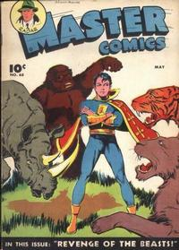 Cover Thumbnail for Master Comics (Fawcett, 1940 series) #68