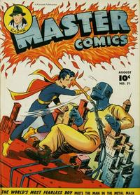 Cover Thumbnail for Master Comics (Fawcett, 1940 series) #71