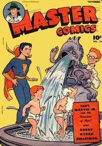 Cover Thumbnail for Master Comics (Fawcett, 1940 series) #74