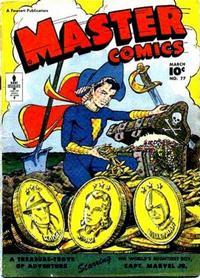 Cover Thumbnail for Master Comics (Fawcett, 1940 series) #77