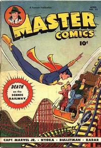 Cover Thumbnail for Master Comics (Fawcett, 1940 series) #78