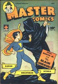 Cover Thumbnail for Master Comics (Fawcett, 1940 series) #79