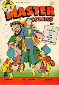 Cover Thumbnail for Master Comics (Fawcett, 1940 series) #80