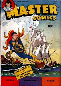 Cover Thumbnail for Master Comics (Fawcett, 1940 series) #81