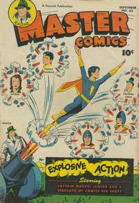 Cover Thumbnail for Master Comics (Fawcett, 1940 series) #83