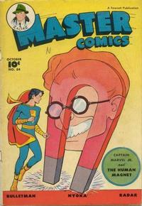 Cover Thumbnail for Master Comics (Fawcett, 1940 series) #84
