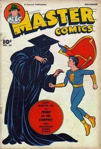 Cover Thumbnail for Master Comics (Fawcett, 1940 series) #85