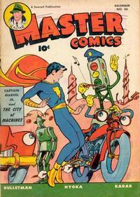 Cover Thumbnail for Master Comics (Fawcett, 1940 series) #86