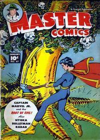 Cover Thumbnail for Master Comics (Fawcett, 1940 series) #87
