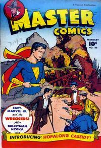 Cover Thumbnail for Master Comics (Fawcett, 1940 series) #88