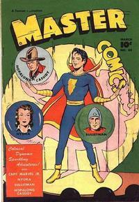 Cover Thumbnail for Master Comics (Fawcett, 1940 series) #89