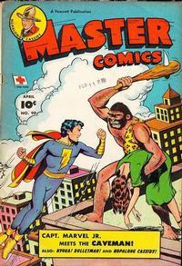 Cover Thumbnail for Master Comics (Fawcett, 1940 series) #90