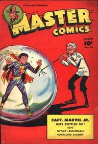 Cover Thumbnail for Master Comics (Fawcett, 1940 series) #94