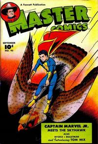 Cover Thumbnail for Master Comics (Fawcett, 1940 series) #95