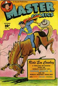 Cover Thumbnail for Master Comics (Fawcett, 1940 series) #96