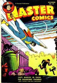 Cover Thumbnail for Master Comics (Fawcett, 1940 series) #97