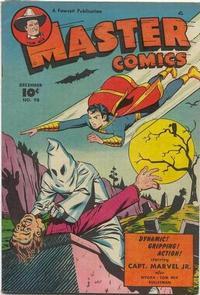Cover Thumbnail for Master Comics (Fawcett, 1940 series) #98
