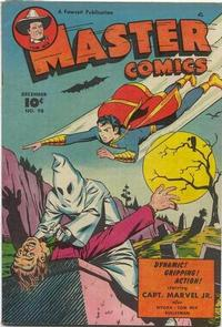 Cover Thumbnail for Master Comics (Fawcett, 1940 series) #98
