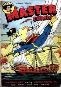Cover Thumbnail for Master Comics (Fawcett, 1940 series) #100