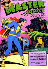 Cover Thumbnail for Master Comics (Fawcett, 1940 series) #101
