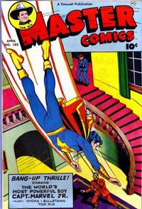 Cover Thumbnail for Master Comics (Fawcett, 1940 series) #102