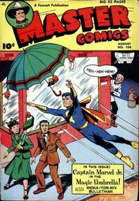 Cover Thumbnail for Master Comics (Fawcett, 1940 series) #106