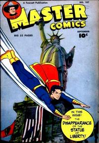 Cover Thumbnail for Master Comics (Fawcett, 1940 series) #107