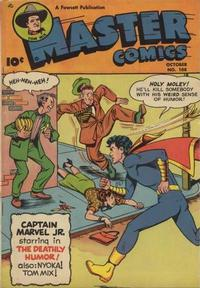 Cover Thumbnail for Master Comics (Fawcett, 1940 series) #108