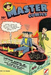 Cover Thumbnail for Master Comics (Fawcett, 1940 series) #110