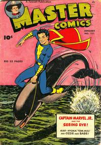 Cover Thumbnail for Master Comics (Fawcett, 1940 series) #111