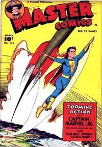 Cover Thumbnail for Master Comics (Fawcett, 1940 series) #113