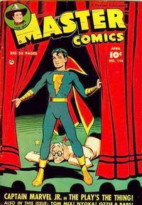 Cover Thumbnail for Master Comics (Fawcett, 1940 series) #114