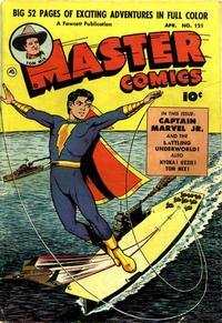 Cover Thumbnail for Master Comics (Fawcett, 1940 series) #121