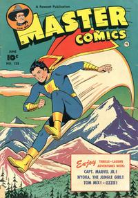 Cover Thumbnail for Master Comics (Fawcett, 1940 series) #122