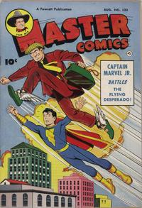 Cover Thumbnail for Master Comics (Fawcett, 1940 series) #123