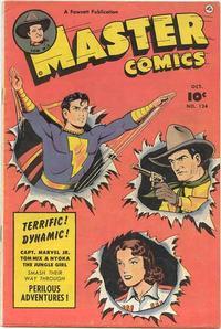Cover Thumbnail for Master Comics (Fawcett, 1940 series) #124