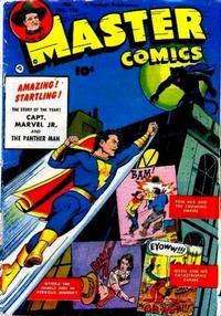 Cover Thumbnail for Master Comics (Fawcett, 1940 series) #126
