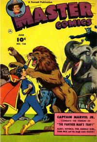 Cover Thumbnail for Master Comics (Fawcett, 1940 series) #128