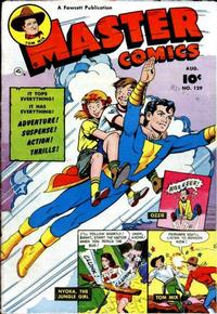 Cover Thumbnail for Master Comics (Fawcett, 1940 series) #129